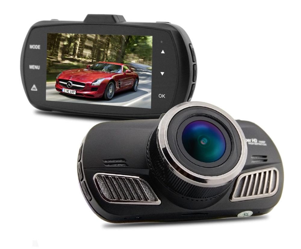 Автомобильный видеорегистратор DAB201M 2560*1440P/30fps, 1080P@60fps GPS