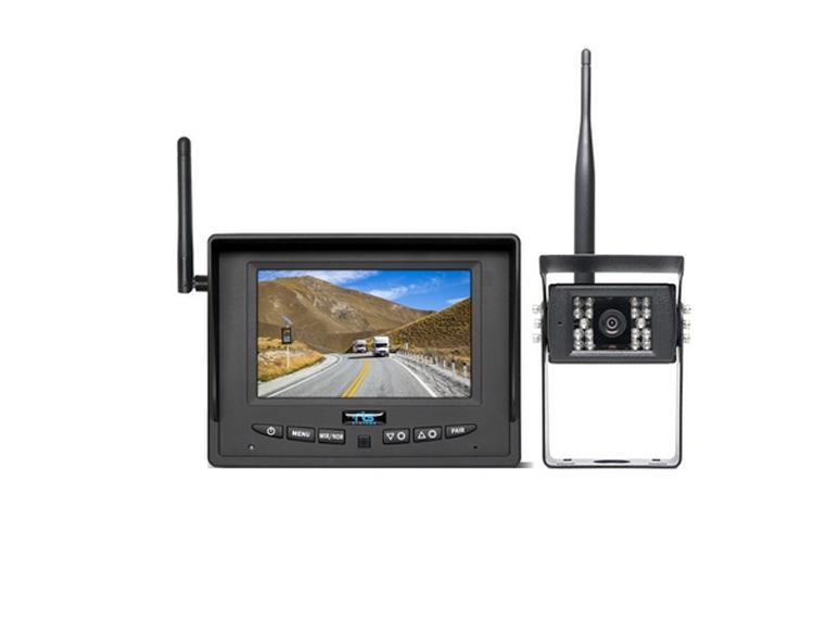 Беспроводная система 5.0'' с одной камерой и съемной батареей на магните